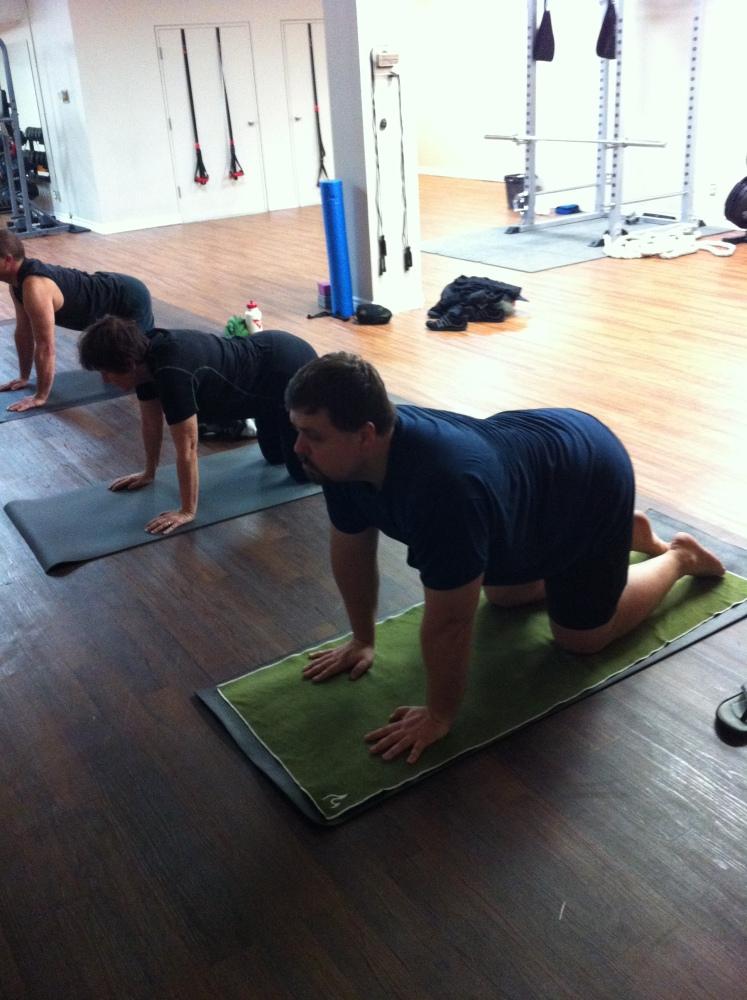 Day 14 - Sunday Yoga (2/6)